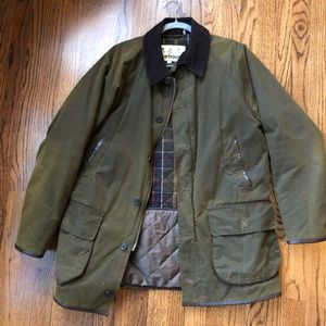 Barbour Lined Jacket